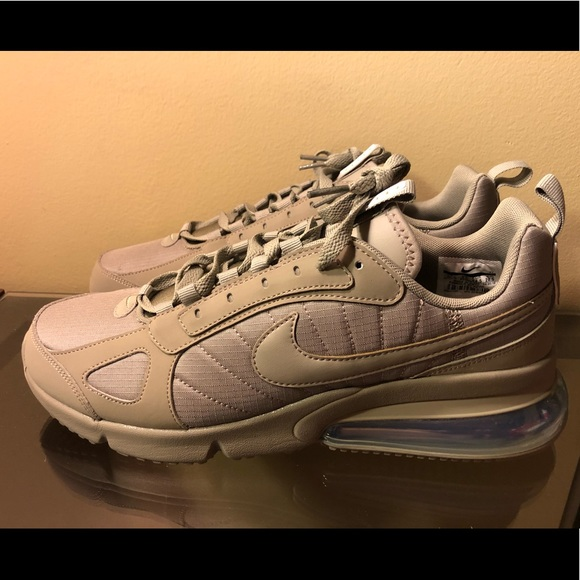 buy online 10488 bea4c Mike Air Max 270 Futura Light Taupe Mn 10.5 Wmn 12 NWT
